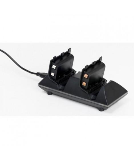 Station de charge + 2 batteries Konix pour Xbox One