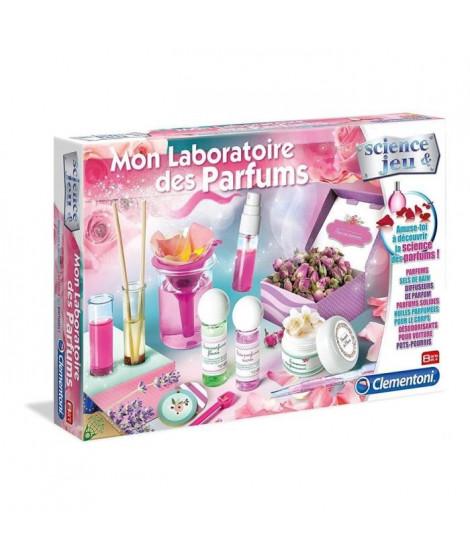 CLEMENTONI Science & Jeu - Mon laboratoire des parfums - Jeu scientifique