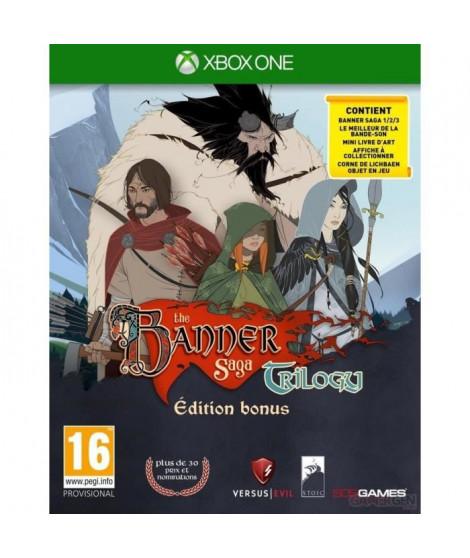 The Banner Saga Trilogy Edition Bonus Jeu Xbox One
