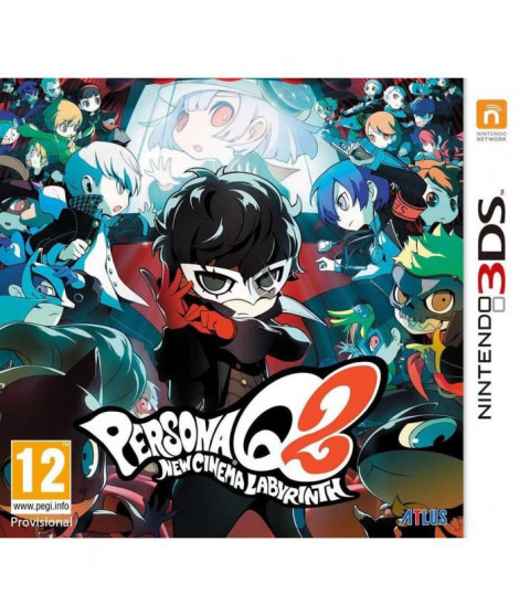 Persona Q2 : New Cinema Labyrinth Jeu 3DS