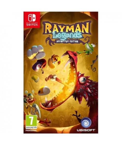 Rayman Legends Definitive Edition Jeu Switch