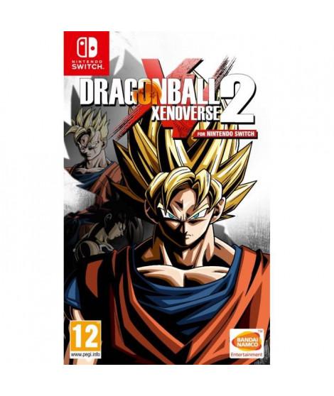 Dragon Ball Xenoverse 2 Jeu Switch