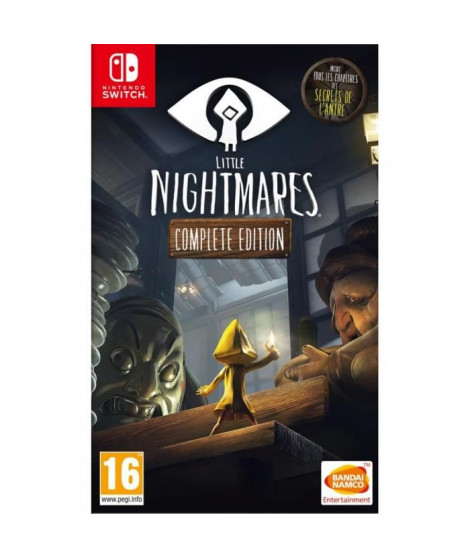 Little Nightmares: Edition Complete Jeu Switch