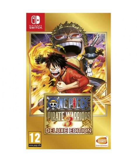 One Piece - Pirate Warriors 3 Jeu Switch