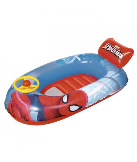 BESTWAY Bateau gonflable enfant SpiderMan - Marvel