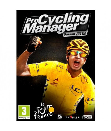 Pro Cycling Manager 2018 Jeu PC