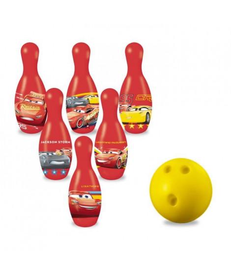 CARS 3 - Jeu de Quilles / Bowling - Enfant - Disney - Garçon - A partir de 3 ans