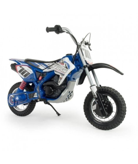 INJUSA - Moto Électrique 24V - Blue Fighter