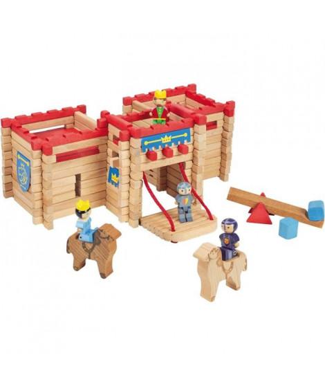 JEUJURA Le château fort - 155 pieces