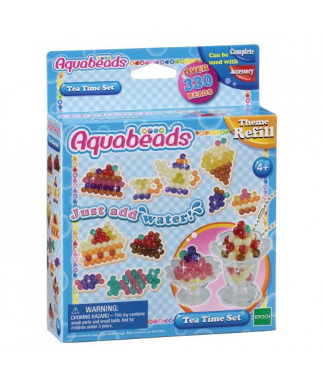 AQUABEADS Coffret Tea Time