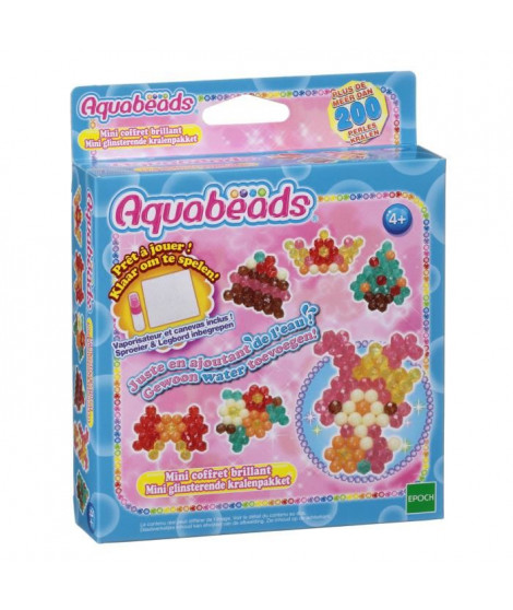 AQUABEADS Mini Coffret Brillant