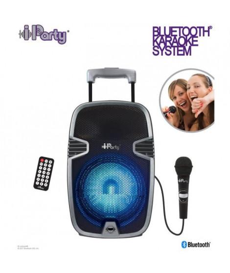 LEXIBOOK - Karaoké Lumineux Bluetooth Transportable