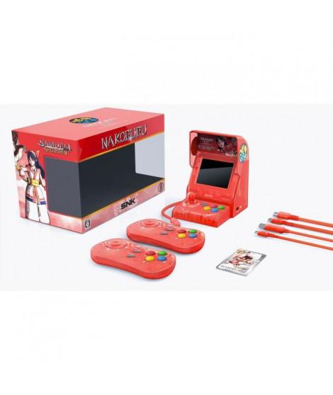 Console Neo Geo Mini : Samurai Showdown Limited Edition - Nakoruru