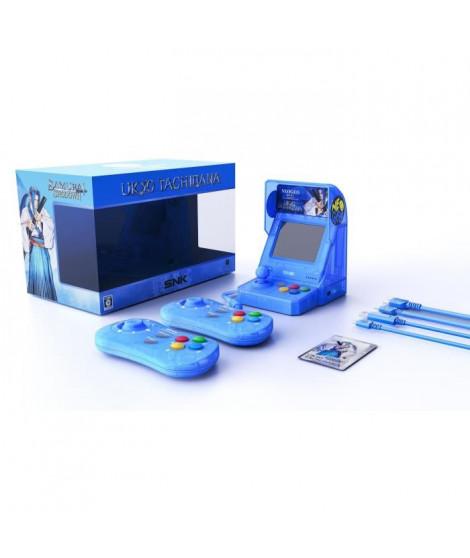 Console Neo Geo Mini : Samurai Showdown Limited Edition - Ukyo Tachibana