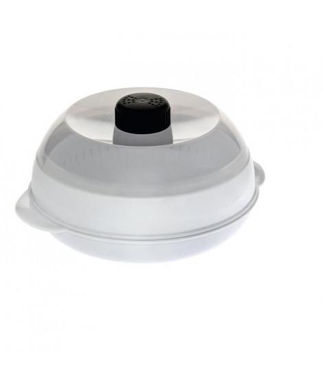 ELECTROLUX 902979221 - Cuit-vapeur pour micro-ondes-Compatible réfrigérateur congélateur et lave vaisselle couvercle