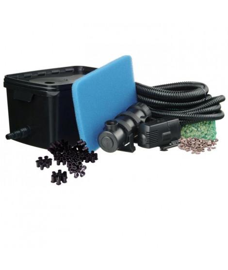 UBBINK Kit de Filtration pour bassin FiltraPure 2000+set