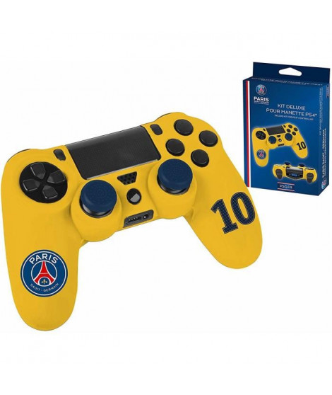Kit pour manette PS4 Subsonic jaune PSG n°10