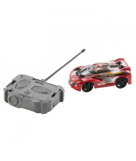 RACE TIN Voiture télécommandée Car Super Car - Rouge - 1:32 - 8 km/h