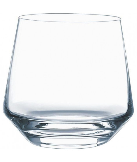 SCHOTT ZWIESEL Boîte de 6 verres a whisky Pure - Forme haute - 54 cl