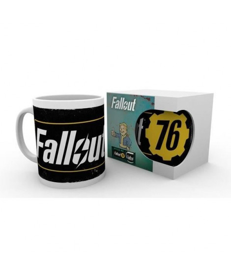 Mug GB Eye Fallout 76 : Logo
