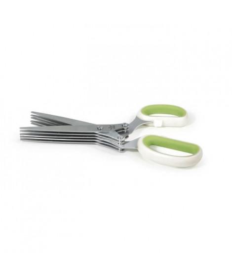 IMF Ciseaux de cuisine muti-lames a herbes - 22 cm