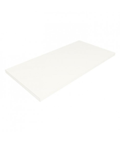 POLYREY Plan de travail Stratifié HPL Hydrofuge blanc by Polyrey