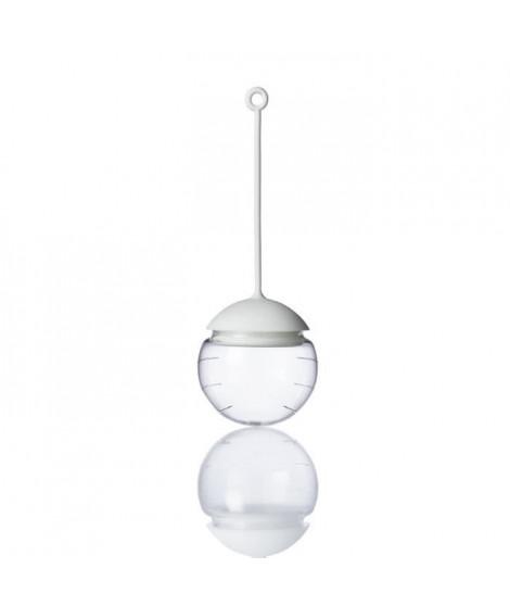 VIVA SCANDINAVIA Infuseur a thé en sillicone Globe - Blanc