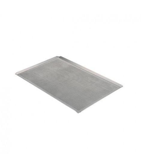 DE BUYER Plaque pâtissiere aluminium perforée - 40x30 cm