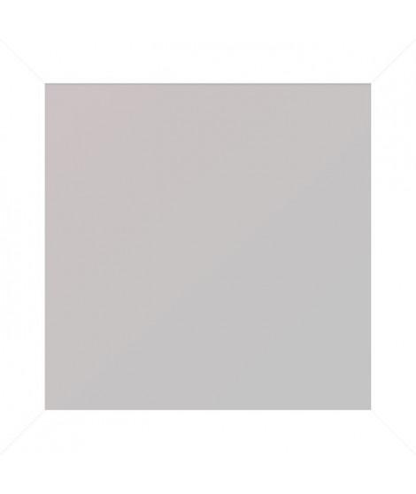 BASIC Miroir rectangulaire 30x30 cm Blanc
