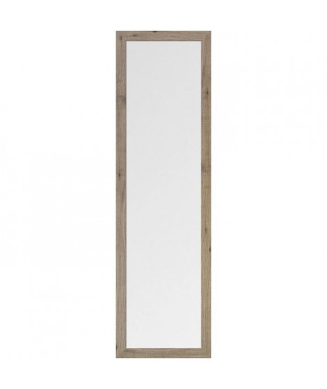 BASIC Miroir rectangulaire 30x120 cm Pin