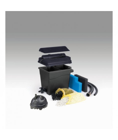 UBBINK Kit filtration pour bassin - FiltraClear 2500 +Set