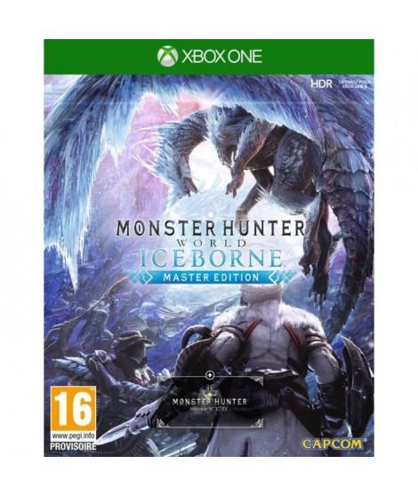 Monster Hunter World : Iceborne Master Edition Xbox One