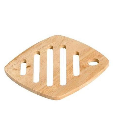 COSY&TRENDY 09551 Dessous de plat carré bois 18Cm