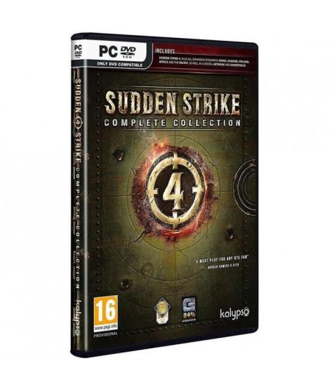 Sudden Strike 4 Complete Jeu PC