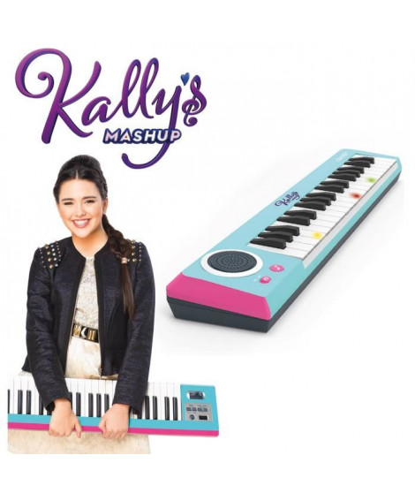 SMOBY Kally's Mashup Clavier Electronique 37 Touches