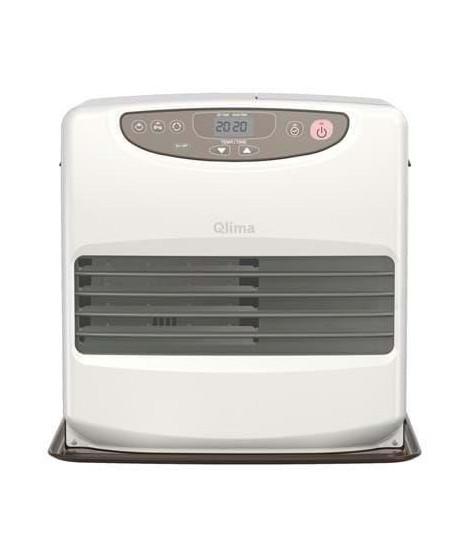 QLIMA SRE9046C 4650 watts Poele a pétrole électronique - Jusqu'a 190 m3 - Mode SAVE, Odorless - Réservoir 9 litres - Autonomi…