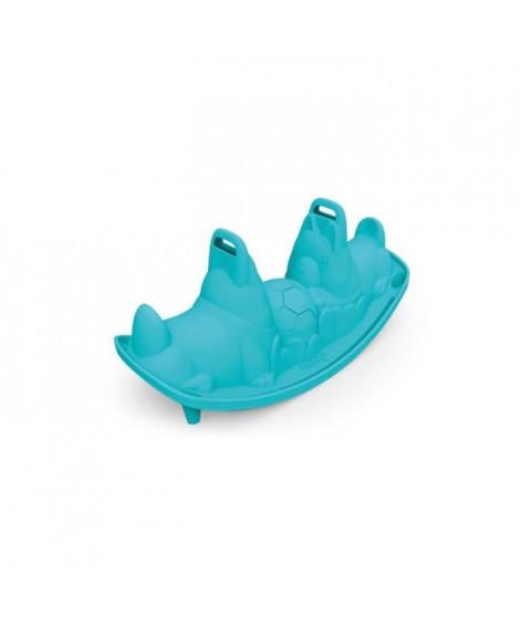 SMOBY Bascule Chien Bleue