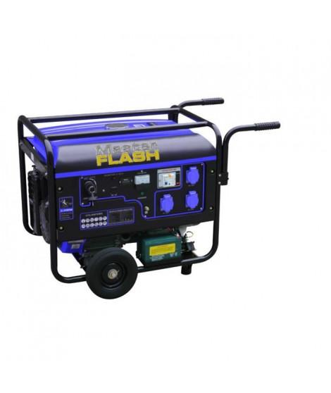 MASTER FLASH Groupe électrogene a essence 4500W démarrage électrique avec kit chariot MF4800NE
