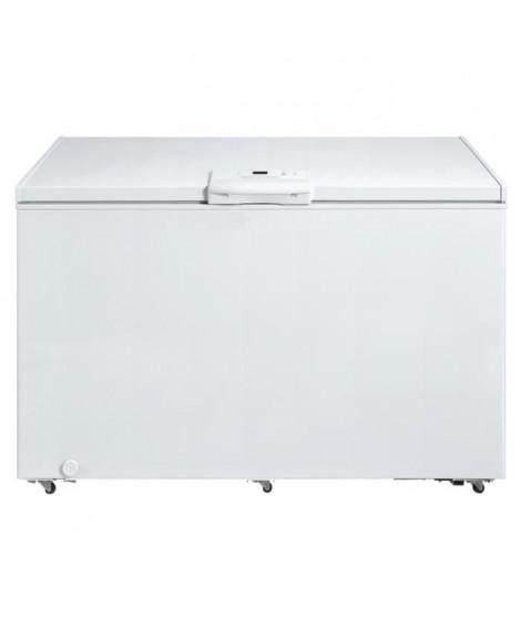 CONTINENTAL EDISON - Congélateur coffre - 502L - Thermostat électronique - classe A+ - 1 panier - Blanc