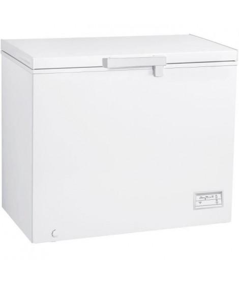 CONTINENTAL EDISON CECCF260APEW Congélateur coffre contrôle électronique - 260 L - Froid statique - A+ - L 96 x H 84,5 cm - B…