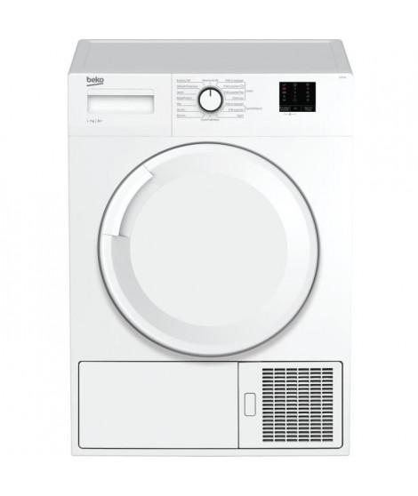 BEKO CPLS0704W1 - Seche linge frontal - 7 kg - Pompe a chaleur - A+ - Blanc