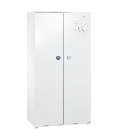 BABY PRICE - MICKEY - armoire 2 portes sweetest little things
