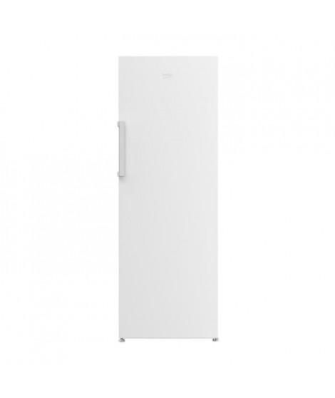BEKO RFNE290L21W - Congélateur armoire - Pose libre - Ventilé - 250 L - A+ - Blanc