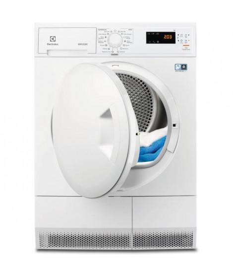 ELECTROLUX EDH3573PSS -Seche linge frontal - 7 kg - Pompe a chaleur - Classe A+ - Blanc