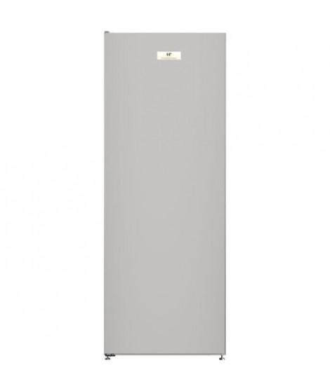 CONTINENTAL EDISON Congélateur armoire 168L - No frost - thermostat électronique - A+ - L 54,2 x H 145,7 cm - Argent