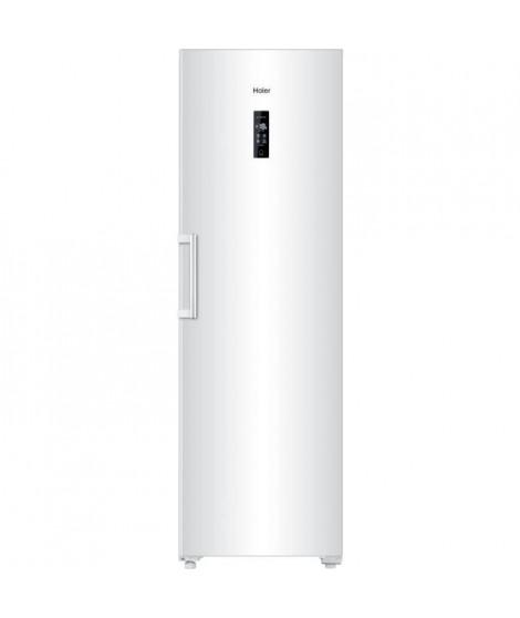 HAIER H2F-255WAA - Congélateur armoire-262L-Froid No Frost-A+-L 60 x H 186.5 cm-Blanc