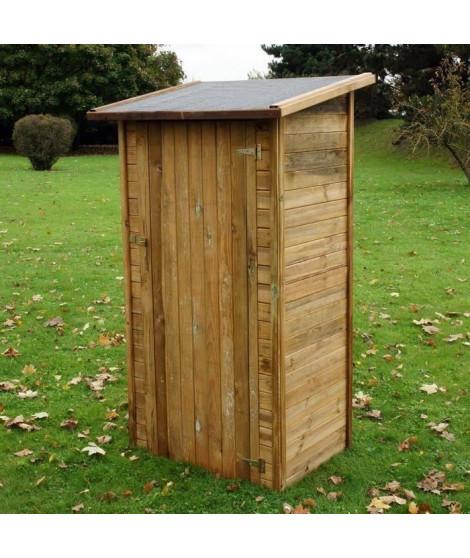 CHALET ET JARDIN Armoire de jardin en bois traité FSC