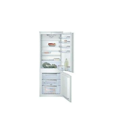 BOSCH KIV34V21FF - Réfrigérateur encastrable congélateur bas-265 L (199 L + 66 L)-Froid statique-A+-L56,2 x H 177,5 cm