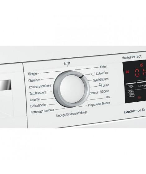 Lave-linge hublot - BOSCH - WUQ24408FF