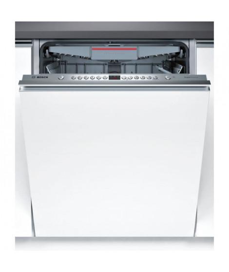 BOSCH SMV46MX03E-Lave vaisselle tout encastrable-14 couverts-Silencieux 44 dB-A++-Larg 60 cm-Moteur EcoSilence Drive